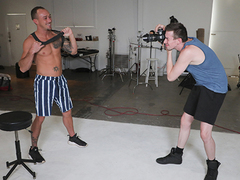 Endowed dude Jerk Hunter has been with bated breath for a admirable model to photograph, plus his stepbrother, Kirk Cummings, is the brilliant candidate. Kirk has no problem unclothing down for some leafless shots, plus shortly, Masturbate is slurping plu