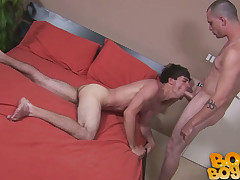 Broke Straight Boys - Recumbent and Darren