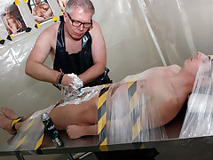 Guilty Cum Robber Revenge! - Jake Richards Added to Sebastian Kane